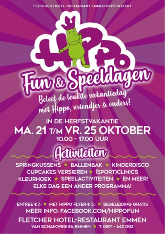 Hippo Fun  Speeldagen 2019